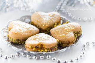 Biscotti alla cannella con confettura di zucca e zenzero