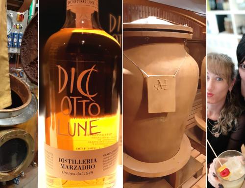 Distilleria Marzadro: da 70 anni tra tradizione e modernità