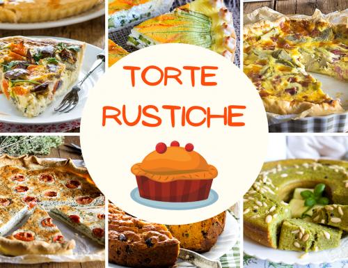 Ricette Torte rustiche