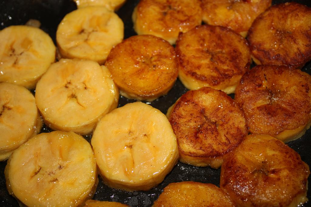 Banane fritte for Platillos rapidos y economicos