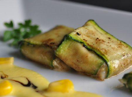 Sushi di zucchine