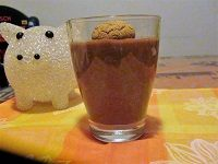 Crema ai cereali al cacao