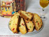biscotti alla frutta candita