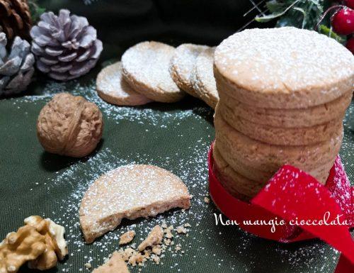 Biscotti alle noci (ricetta di Natale)