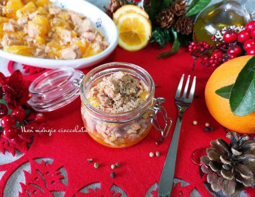 Insalata di arance e tonno (ricetta di Natale)