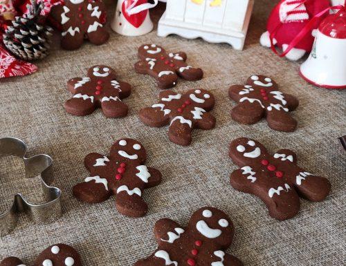 Gingerbread al cioccolato (ricetta di Natale)