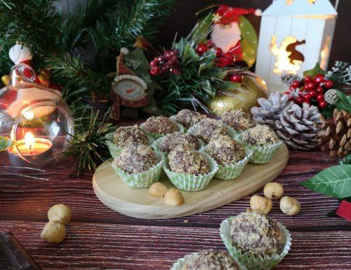 Simil Rocher (ricetta di Natale)