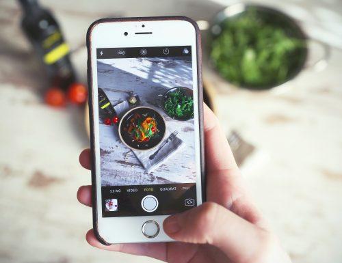 Il sogno della vita… fare la food blogger!