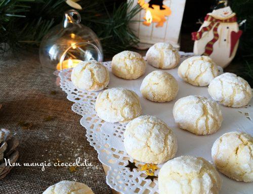 Lemon cookies (ricetta di Natale)