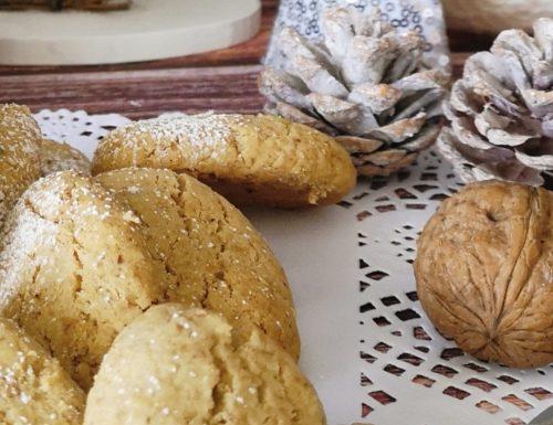 Tozzetti integrali alle noci (ricetta di Natale)