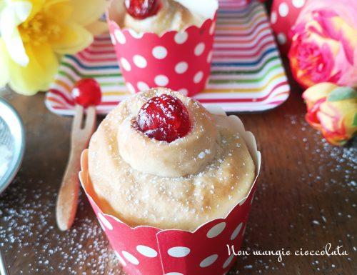 Brioche di muffin