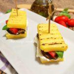 sandwich polenta
