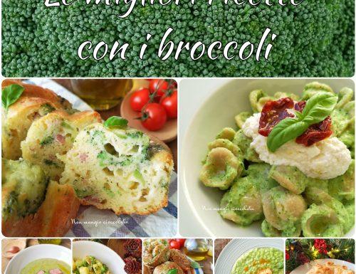 Le migliori ricette con i broccoli