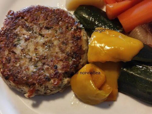 Riciclo creativo: hamburger di pesce
