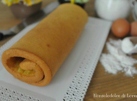 Pasta biscotto per rotoli farciti