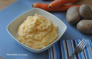 Ricetta Purè di patate e carote