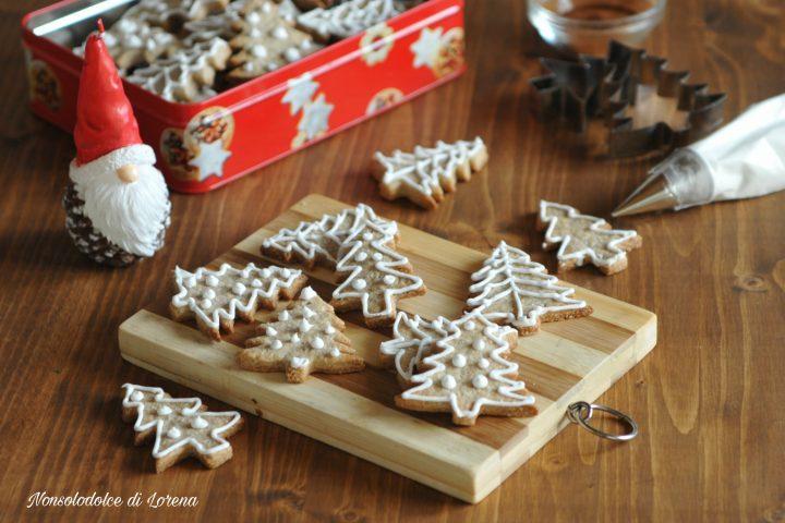 Alberelli di Natale alla cannella