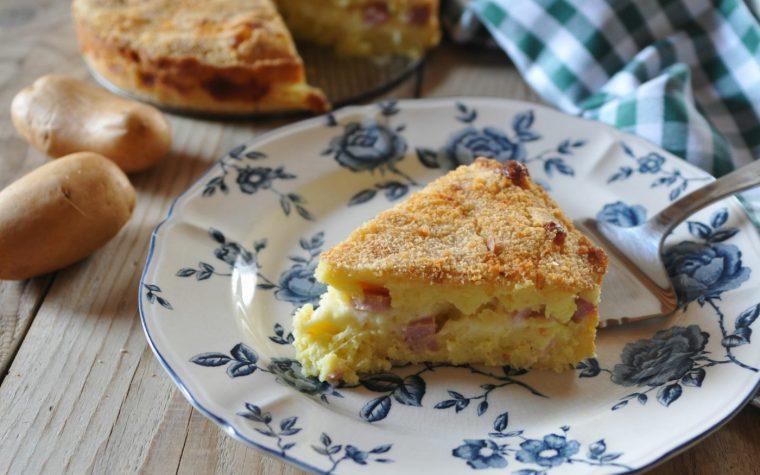 Torta gateau di patate