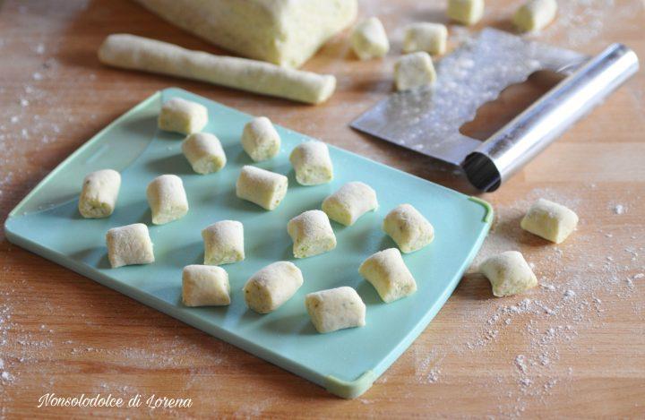 Gnocchi di Broccoli e Patate