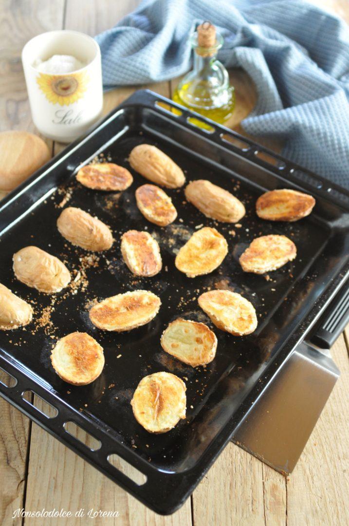 Patate al forno di mamma Maria