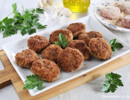 Polpette di carne in padella senza frittura