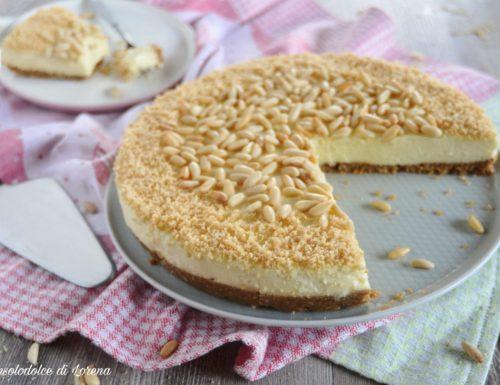 Cheesecake della nonna