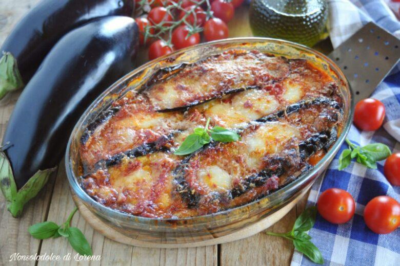 Parmigiana di melanzane ricetta classica