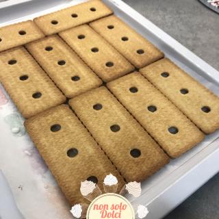 basi per il gelato biscotto