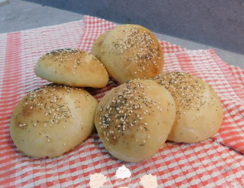 Burger buns: i panini per hamburger