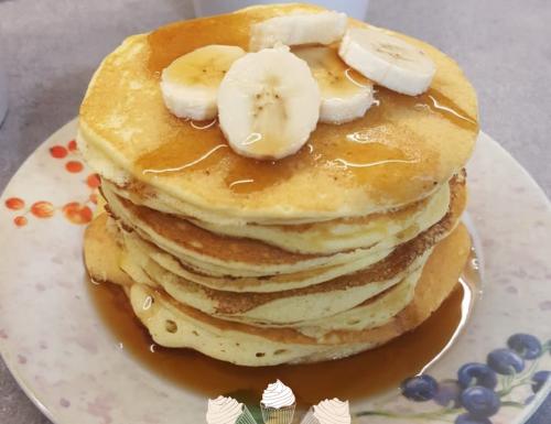 Pancake e mini pancake