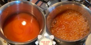 cottura salsa agrodolce cinese