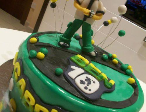 Torta  Ben Ten