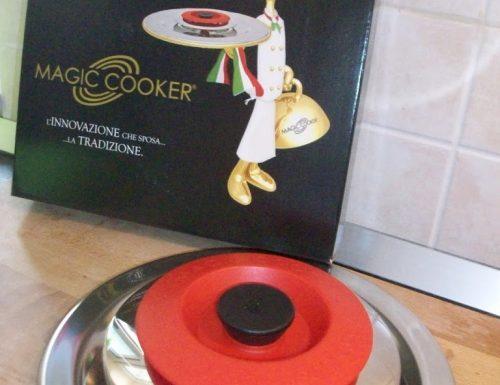 Collaborazione con Magic Cooker