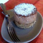 Cheesecake al cocco , yogurt e nutella