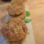 Polpette di quinoa e melanzane