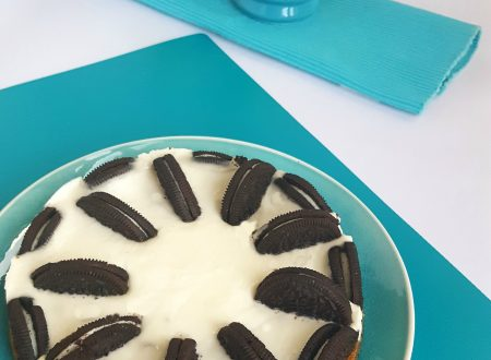 Cheesecake  allo Yogurt e Oreo