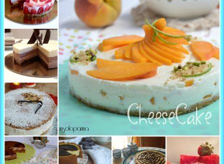 I dolci estivi -Raccolta di CheeseCake