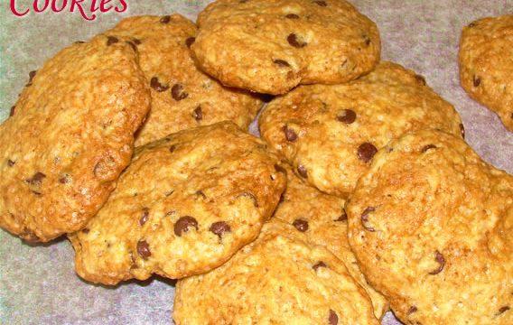 Cookies biscotti americani ricetta dolce