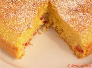 Torta soffice di prugne, ricetta dolce senza burro