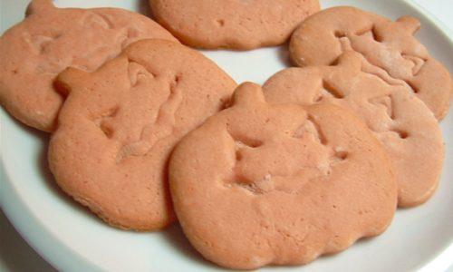 Biscotti per Halloween ricetta dolce
