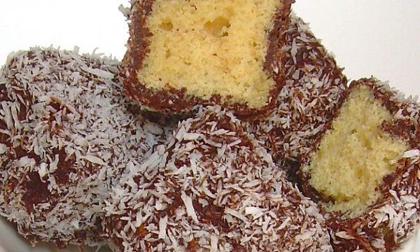 Dolcetti con cioccolato e cocco ricetta del riciclo