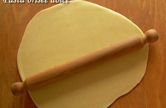 Pasta brisèe dolce ricetta base