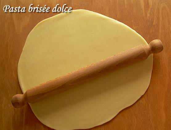 Pasta brisèe dolce, ricetta base