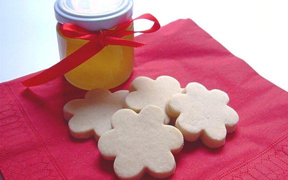 Biscotti al miele e zenzero ricetta facile