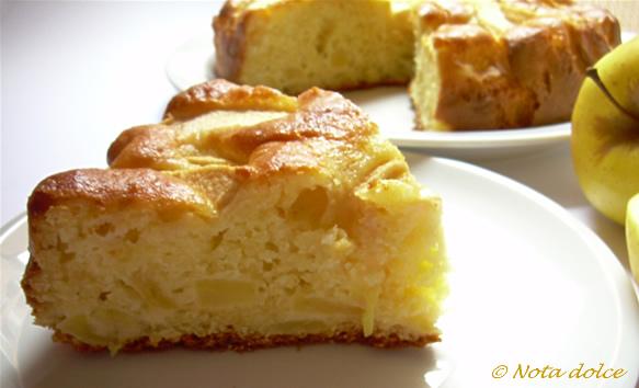 Ricetta di torta allo yogurt con burro