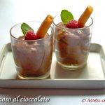 Cremoso al cioccolato, ricetta dolce