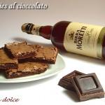 Brownies al cioccolato e birra ricetta dolce senza burro