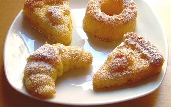 Dolcetti morbidi alla vaniglia ricetta dolce
