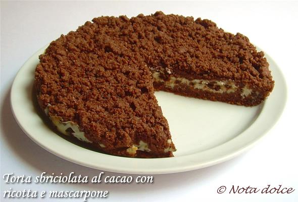Ricetta della torta con il mascarpone