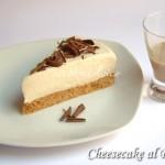 Cheesecake al Baileys ricetta dolce freddo golosissimo
